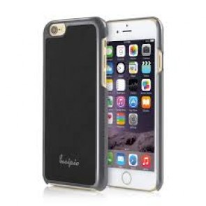 Incipio Ezra for iPhone 6 - Black/Chrome