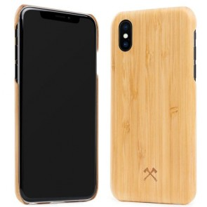 Woodcessories EcoCase- SLIM Series - Bamboo/Aramid Fibres for iPhone Xs Max