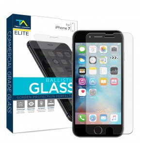 Tech Armor ELITE Ballistic Glass Screen Protector for iPhone 7/iPhone 8