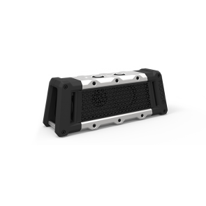 Fugoo Tough (Black/Silver) Bluetooth Wireless Speaker