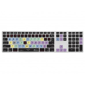 KB Covers Final Cut Pro X Keyboard Cover for Apple Magic Keyboard with Numpad