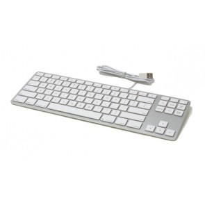 Matias Wired Aluminum Tenkeyless Keyboard for Mac - Silver