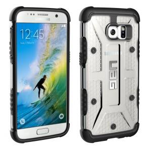 UAG Samsung Galaxy S7 Plasma Case - Ice And Black
