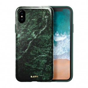 Laut HUEX ELEMENTS iPhone XR MARBLE EMERALD