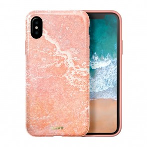 Laut HUEX ELEMENTS iPhone XR MARBLE PINK