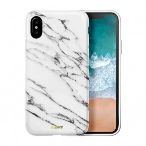 Laut HUEX ELEMENTS iPhone Xs Max MARBLE WHITE