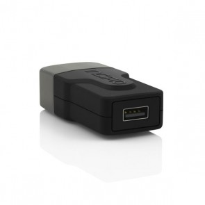 Incipio Single Port USB Wall Charger - Black 2.4A