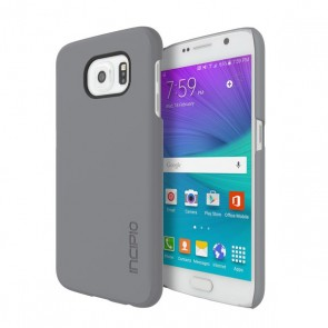 Incipio feather for Samsung Galaxy S6 Flat - Gray