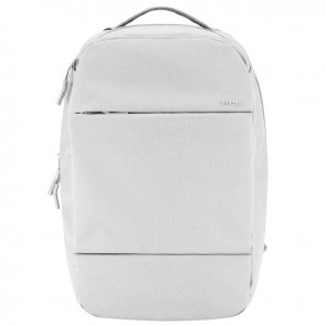 Incase City Compact Backpack with Diamond Ripstop - Cool Gray