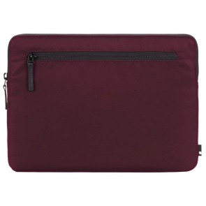 Incase Compact Sleeve in Flight Nylon for 13-inch MacBook Pro - Thunderbolt (USB-C) / Pro Retina / MacBook Air Retina - Mulberry