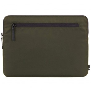 Incase Compact Sleeve for 15-inch MacBook Pro Retina / Pro - Thunderbolt 3 (USB-C) / Pro 16-inch model  - Olive