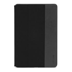 Incase Book Jacket Revolution for iPad 9.7 (2017)/6th Gen  w/ Tensaerlite - Black