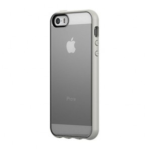 Incase Pop Case for iPhone SE Clear/Gray