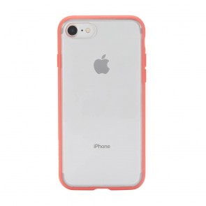 Incase Pop Case (Clear) for iPhone 8 CLEAR/ Coral