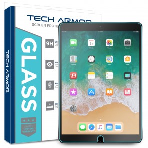 Tech Armor ELITE Ballistic Glass Screen Protector for iPad Pro 10.5/ iPad Air 3 10.5