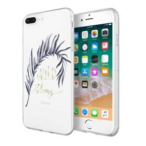 Sarah Simon x Incipio Case for iPhone 8 Plus, iPhone 7 Plus, & iPhone 6/6s Plus -Wild Thing