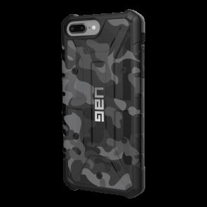 Urban Armor Gear Pathfinder Case For iPhone 8 Plus / 7 Plus / 6s Plus / 6 Plus - Black Camo