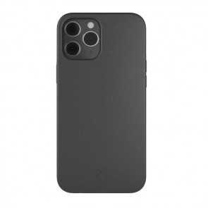 Woodcessories Bio Case Antimicrobial iPhone 12 Pro Max Black/Biomaterial