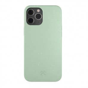 Woodcessories Bio Case Antimicrobial iPhone 12 Pro Max Mint Green/Biomaterial