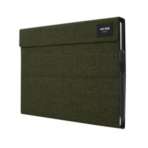 JACK SPADE Wrap Folio for Surface Pro 3/Surface Pro 4 - Tech Oxford Olive