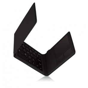 Kanex MultiSync Foldable Mini Travel Keyboard with Touch Pad
