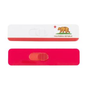 Kamshield CA Flag/Red