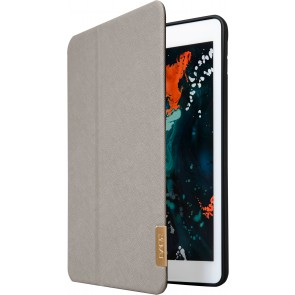LAUT Prestige Folio for iPad Mini 5 Taupe