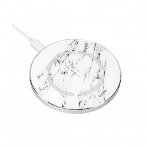 Laut Qi Base Wireless Charger Marble White