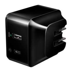 Laut Wall Charger QC Dual USB Black