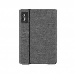JACK SPADE Folio for iPad mini 4- Luggage Nylon Charcoal
