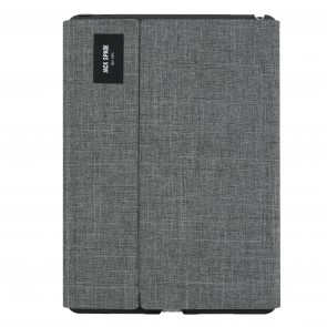 JACK SPADE Tech Oxford Folio for iPad Pro (9.7 in) -Tech Oxford Gray
