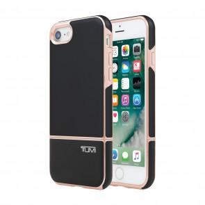 TUMI 2-PC Slider Case for iPhone 7 - Black/Rose Gold