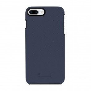 Uri Minkoff Saffiano Leather Wrap Case for iPhone 7 Plus - Navy