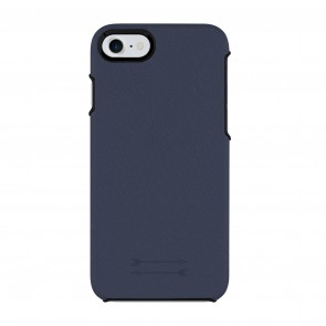 Uri Minkoff Saffiano Leather Wrap Case for iPhone 7 - Navy