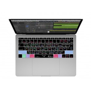 """KB Covers Logic Pro X Keyboard Cover for MacBook 12"""" Retina & MacBook Pro 13"""" (Late 2016+) No Touch Bar"""