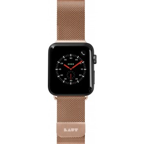 Laut STEEL LOPE For Apple Watch Series 1-4 Gold (38/40mm)