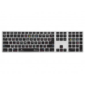 KB Covers Lightroom Keyboard Cover for Apple Magic Keyboard with Numpad