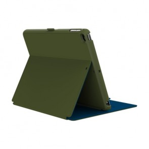 Speck iPad Air and iPad Air 2 StyleFolio Moss Green / DeepSea Blue