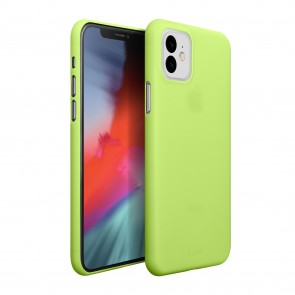 Laut iPhone 11 SLIMSKIN ACID YELLOW