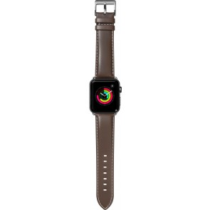 Laut OXFORD For Apple Watch Series 1-4 ESPRESSO (42/44mm)