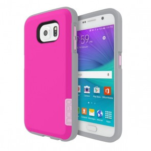Incipio Phenom for Samsung Galaxy S6 Flat - Pink/Stone/Light Pink