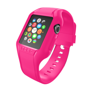 Incipio NGP Strap Watch Band for Apple Watch 42mm - Pink