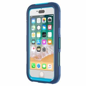 Griffin Survivor Extreme - Blue/Light Blue/Tint - iPhone 8 Plus/7 Plus