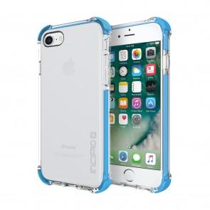 Incipio Reprieve [Sport] for iPhone 7 -Clear/Cyan