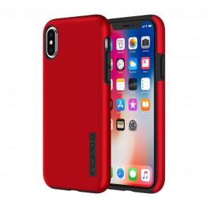 Incipio DualPro for iPhone X -Iridescent Red/Black