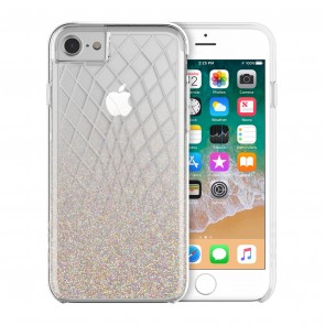 Incipio Design Series - LUX for iPhone 8, iPhone 7, & iPhone 6/6s - Multi-Glitter