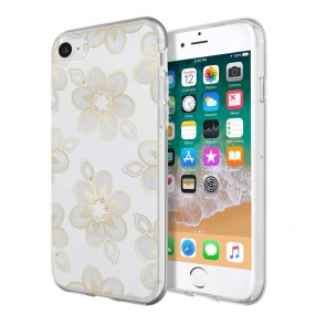 Incipio Design Series - Classic for iPhone 8, iPhone 7, & iPhone 6/6s - Beaded Floral