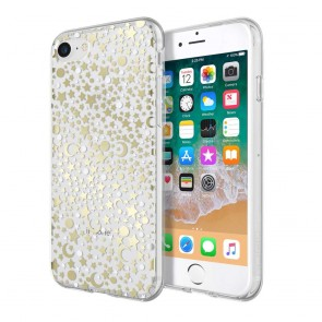 Incipio Design Series - Classic for iPhone 8, iPhone 7, & iPhone 6/6s - Cosmic Metallic
