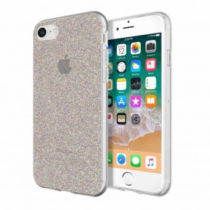 Incipio Design Series - Classic for iPhone 8, iPhone 7, & iPhone 6/6s - Multi-Glitter