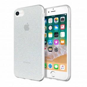 Incipio Design Series - Classic for iPhone 8, iPhone 7, & iPhone 6/6s - Iridescent White Glitter